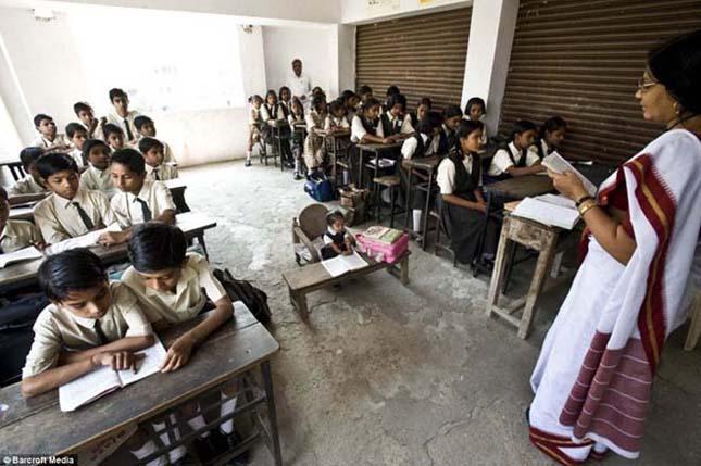Jyoti Amge, a legalacsonyabb nő a világon